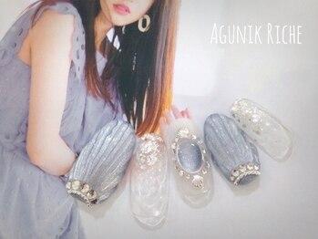 アグニークリッシェ(Agunik Riche)/【マーメイドネイル】