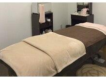 ビューティフィーサロン ベルル(Belulu)の雰囲気(完全個室のお手入れルームでプライバシーを守ります。)