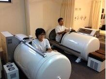 京都整体からすまおいけの雰囲気(整体×酸素がおすすめ♪まずは体験!酸素カプセル3台設置!)