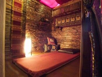 """ルーチェ(LUCE)の写真/まるで""""アジアンリゾートホテル""""のような店内。全室個室であなただけの空間の中で至福のひとときを堪能―"""
