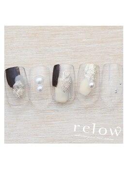 リロウ(relow)/3月のスタッフおすすめネイル♪