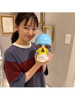 マニミント 表参道店(mani.mint)/元欅坂46の今泉佑唯さんご来店