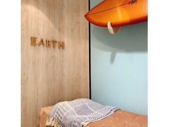 アース 藤沢店(HAIR & MAKE EARTH)(神奈川県藤沢市)