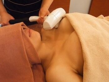 ビューティーサロン アイリー(Beauty Salon Irie)/【バスト専用機器】バストアップ
