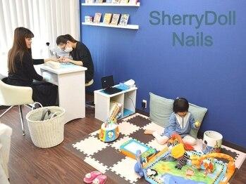 シェリードール(SHERRY DOLL)の写真/完全個室でお子様連れのママに人気!!おもちゃ・DVDもご用意しております※お電話のみ受付。完全予約制♪