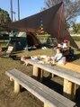 クゥキョウト(cuu kyoto)キャンプが我が家の趣味☆年に数回行きます!