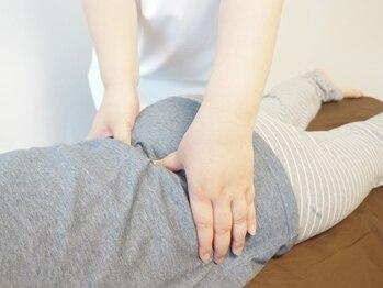 トリムリー(Trimly.)/骨盤の歪みを整え腰痛改善♪