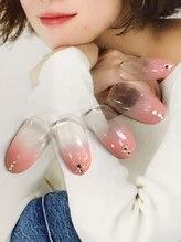 ビューティー プレイス ジャム イップク(Beauty Place JAM IPPUKU)/●秋ピンク特集/シンプルグラデ