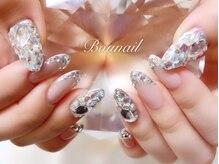 ボネール(nail & eyelash Bounail)/宝石カットシュガーバイオジェル