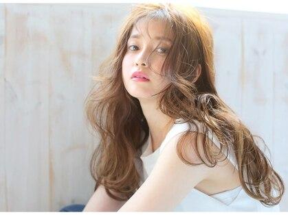 アンジュウイングス アリーズヘアー 青山店(ange wings × allys hair)の写真