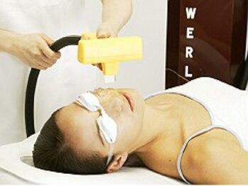 ティーケーエム エンザイム スパ(TKM Enzyme Spa)/気になるお肌のスポット刺激
