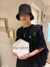 マニミント 表参道店(mani.mint)/AYUMUくんご来店!