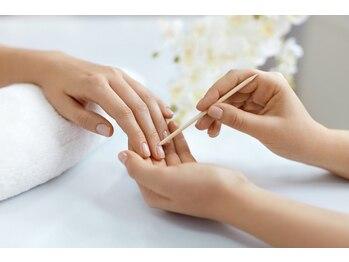 ネイルサロン アビー グランデュオ蒲田店(abbie)の写真/《リピート率80%》お爪にお悩みがある方に♪爪の健康と仕上りの美しさを考えたこだわりのハンドケア!