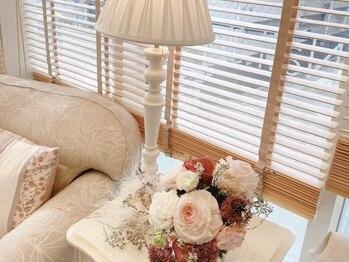 リーチェ ビューティアンドネイルサロン 大名店(Beauty&Nail Salon)/季節のお花