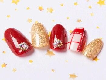 クリスマスチェック ¥11081