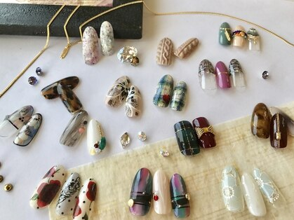 ネイルサロン エムアンドエヌ(nail salon m&n)の写真