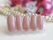 ネイルアンドアイラッシュ ブレス エスパル山形本店(BLESS)/シンプルネイル