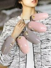 ビューティー プレイス ジャム イップク(Beauty Place JAM IPPUKU)/●秋ピンク特集/きれいめ1カラ-