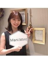 マニミント 表参道店(mani.mint)/川津明日香さんご来店〇