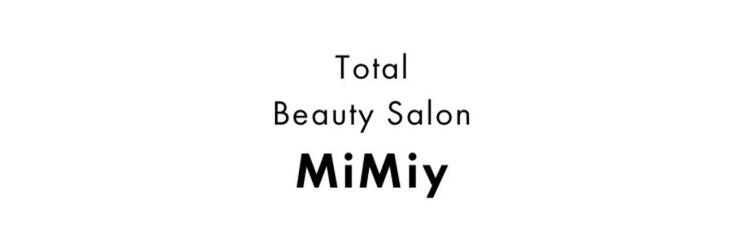 トータルビューティーサロン ミミー(Total Beauty Salon mimiy)のサロンヘッダー