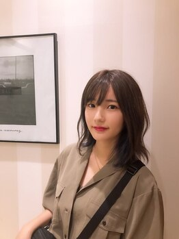 マニミント 表参道店(mani.mint)/かすちゃんご来店◎