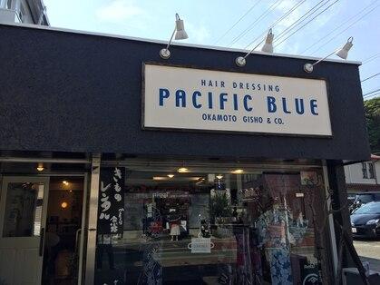 パシフィックブルー(PACIFIC BLUE)