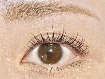 ファーストネイルアンドアイラッシュ 札幌駅前店(1stNAIL&eyelash)の写真/まつ毛パーマ¥3200~【次世代まつ毛パーマ・パリジェンヌラッシュリフトも♪】自然で上品な目元に♪