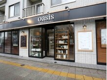 オアシスオーガニックビューティーサロン(oasis organic beauty salon)の雰囲気(美容室併設キレイサロン☆)