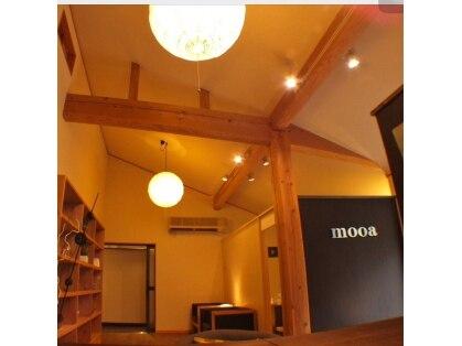 ムーア(mooa)の写真