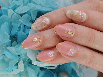 エーワンネイル(A-one nail)の写真