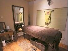 オアシスオーガニックビューティーサロン(oasis organic beauty salon)の雰囲気(【バリニーズマッサージ】個室空間を2部屋ご用意!)