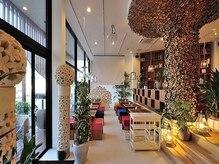 リサリオ(Lisalio)の雰囲気(内装もこだわり、リゾートのような雰囲気♪)