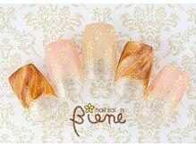 ネイルサロン ビーネ(nail salon Biene)/オフ無料★11月リピート9980-2