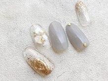 リーチェ ビューティアンドネイルサロン 大名店(Beauty&Nail Salon)/8月nail campaign