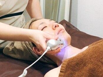 メディカルビューティサロン ブライト(Medical beauty salon Bright)の写真/<最新美容★塗るマイクロニードル>美容液を浸透させ、さまざまな肌トラブルを改善!!エイジングケアにも◎