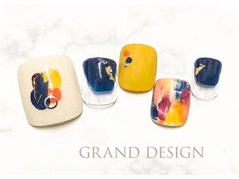 グランドデザイン 大垣店(GRAND DESIGN)/ニュアンスネイル