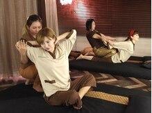 カヌン タイリラクゼーション(KANUN THAI RELAXATION)の雰囲気(しばらくの間カーテンを開けることができません。)
