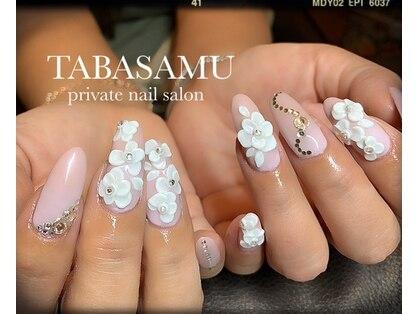 ネイルアンドアイラッシュ タバサム(nail&eyelash Tabasamu)の写真