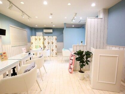 nail&eyelash Grace 梅田店 (梅田・京橋/まつげ)の写真