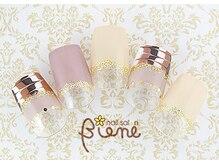 ネイルサロン ビーネ(nail salon Biene)/オフ無料★11月リピート9980-5