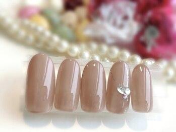 ネイルアンドアイラッシュ ブレス エスパル山形本店(BLESS)/ナチュラルネイル