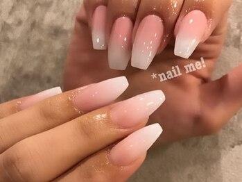 ネイルミー(nail me!)/深爪、自爪が短い方もお悩み解決