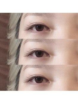 ルシエルアイラッシュ 薬院店(LuXiel eyelash)/3Dブラウン120束