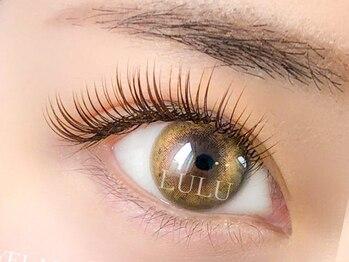 アイラッシュサロン ルル(Eyelash Salon LULU)/ほんのりブラウン