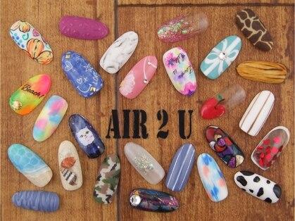 Air 2U(新宿・代々木・高田馬場/まつげ)の写真