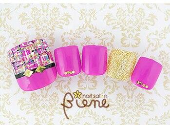ネイルサロン ビーネ(nail salon Biene)/オフ無料★11月リピート9980-7