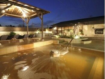 天然温泉 花咲の湯 ハナサキ スパ(HANASAKI SPA)