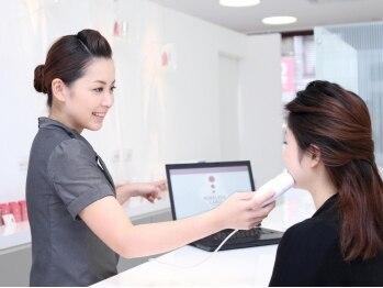 ポアレスラボ 新宿マルイ本館店の写真/美容室感覚で毛穴が気になったら通っていただく感覚♪都度払いOKなのでお気軽に毛穴ケア始めてみませんか?