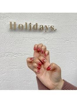 ホリデイズ(Holidays)/