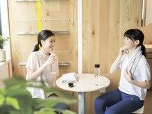 ルールー 長崎銅座スタジオ(Ru!Ru!)の雰囲気(女性専用だから安心して友達と通える♪)